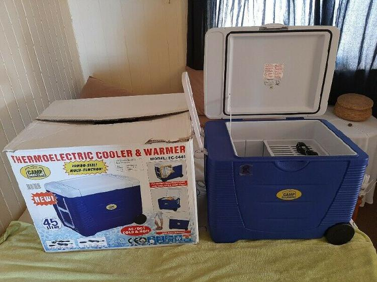 Thermo electric cooler/heater