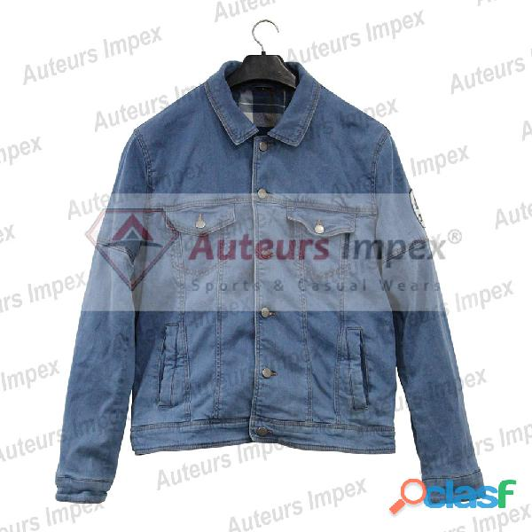 Custom jeans jackets latest 2020