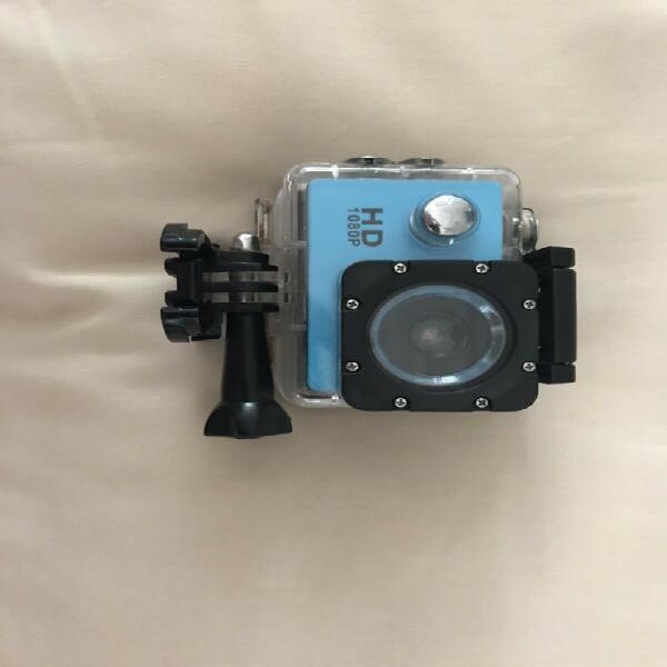 Hd underwater action camera