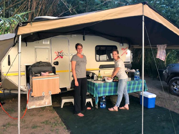 Jurgens explorer off road caravan 2016