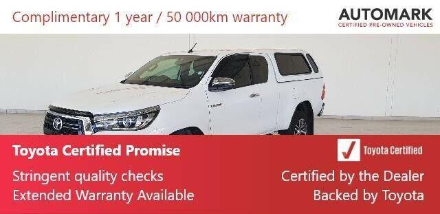 2019 toyota hilux 2.8gd-6 xtra cab raider