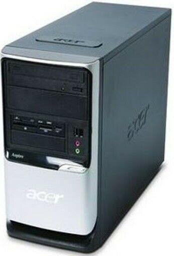 Acer aspire sa90 desktop pc