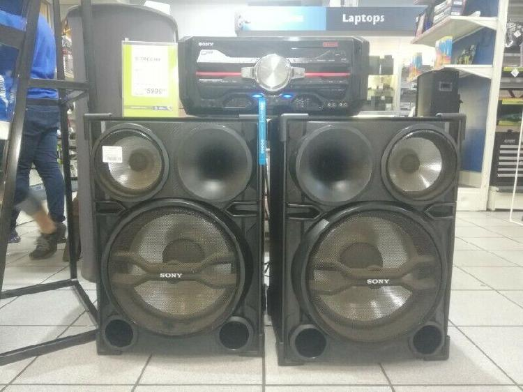 Home entertainment stereo hifi speaker