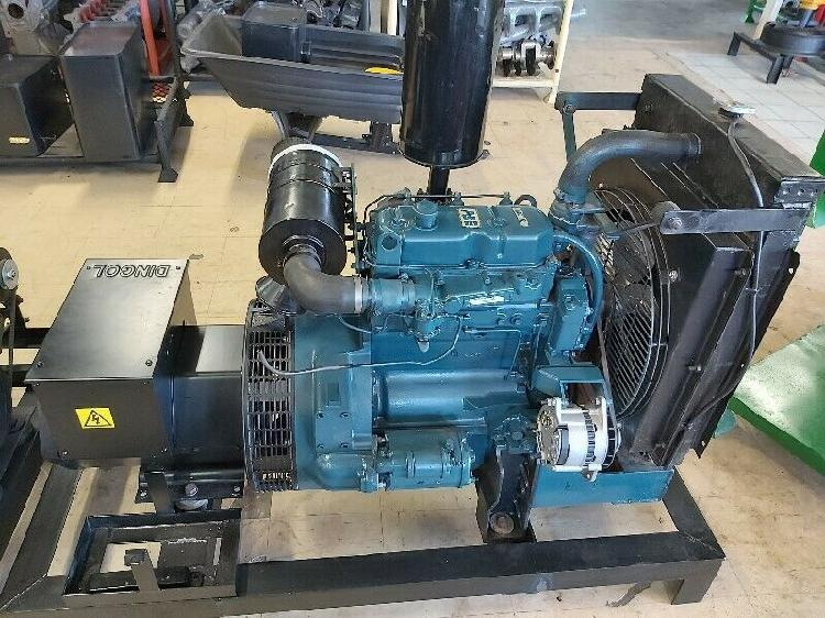 30 kva genset generator perkins ade 3 cylinder diesel