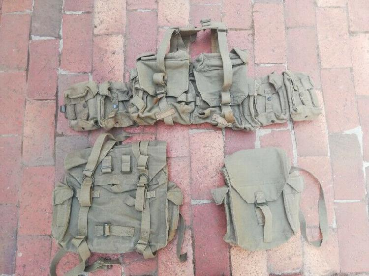 Canvas bags (webbing) for sale