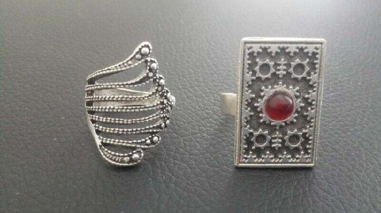 Turkish jewellery / rings