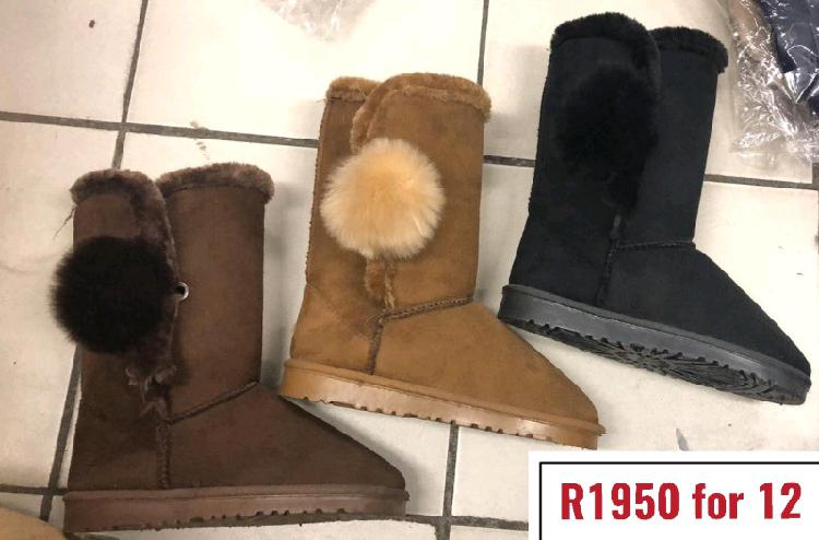 winter boots bulk orders only