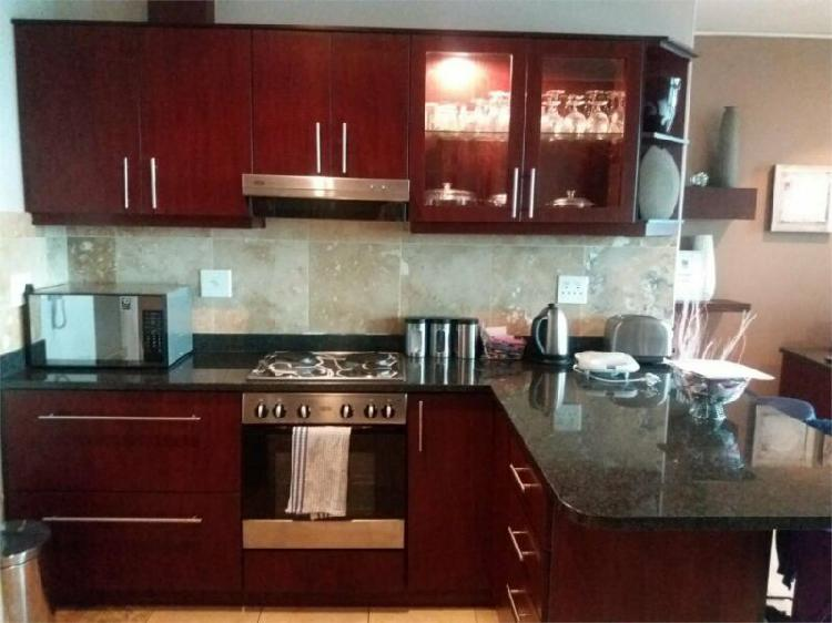 Fully furnished 2 bedroom apartment for rent11th floor the