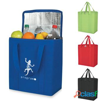 Expose Brand With Personalized Non Woven Tote Bags 1