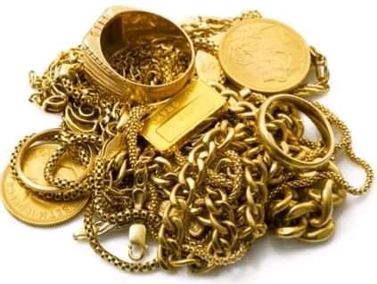 I buy your unwanted/broken gold jewellery