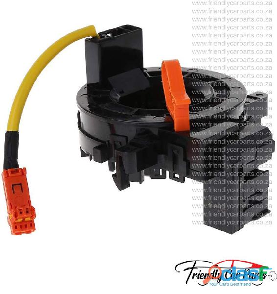 Toyota hilux vigo fortuner camry airbag spiral cable clock spring with steering controls 84306 0k051