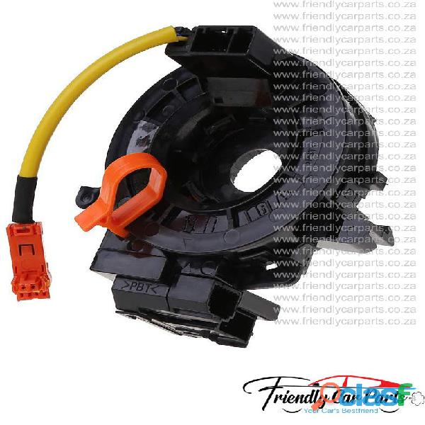 Toyota Hilux Vigo Fortuner Camry Airbag Spiral Cable Clock Spring with Steering Controls 84306 0K051 2