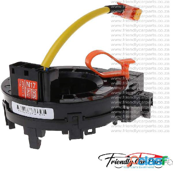 Toyota Hilux Vigo Fortuner Camry Airbag Spiral Cable Clock Spring with Steering Controls 84306 0K051 3