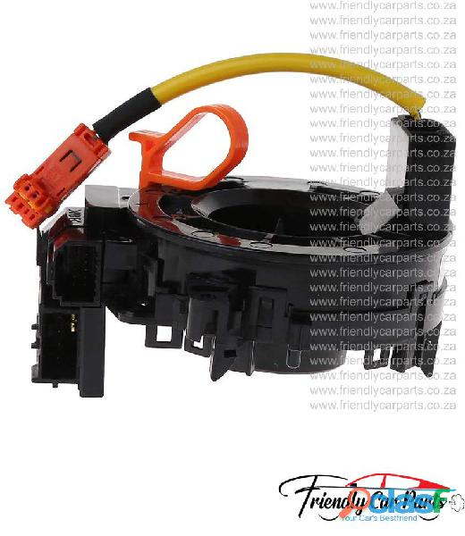 Toyota Hilux Vigo Fortuner Camry Airbag Spiral Cable Clock Spring with Steering Controls 84306 0K051 4