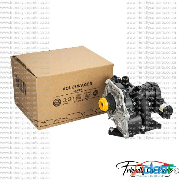 Vw golf 7 2.0t scirocco 2.0 tsi beetle 2.0t culc polo tiguan touran water pump with thermostat coola