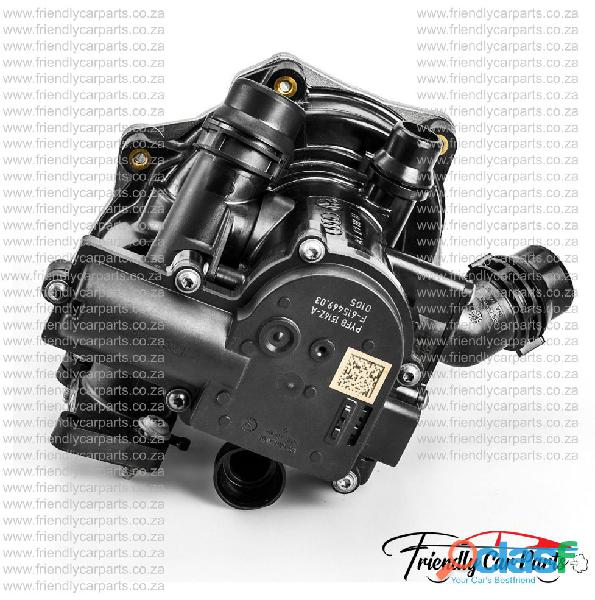 VW Golf 7 2.0T Scirocco 2.0 TSi Beetle 2.0T CULC Polo Tiguan Touran Water Pump with Thermostat Coola 2