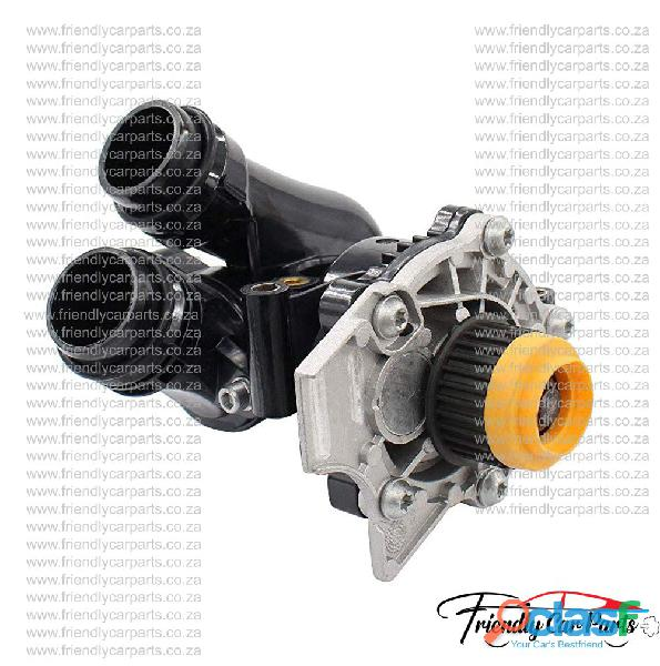 Vw golf vi gti jetta beetle eos passat tiguan 2.0t cbfa ccta thermostat with water pump 06h121026dd