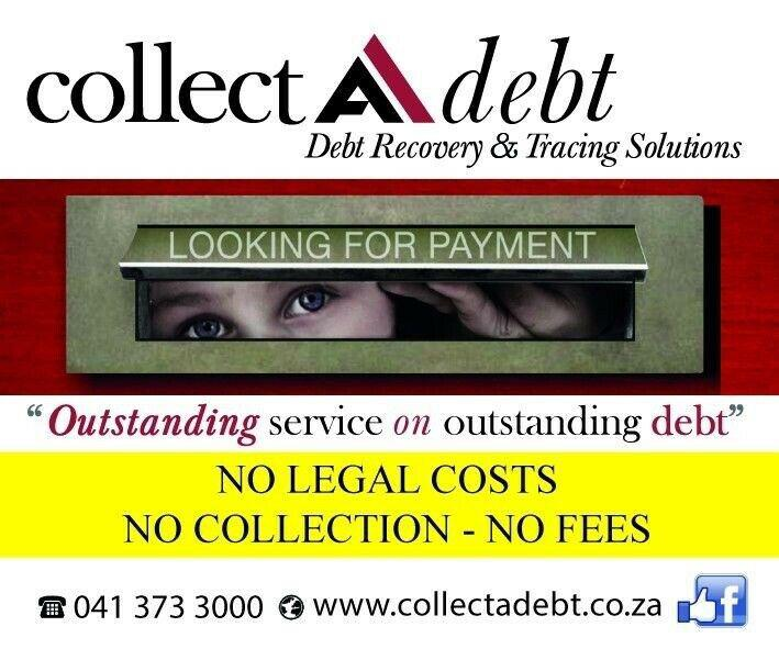 Debt collector/debtors clerk office based