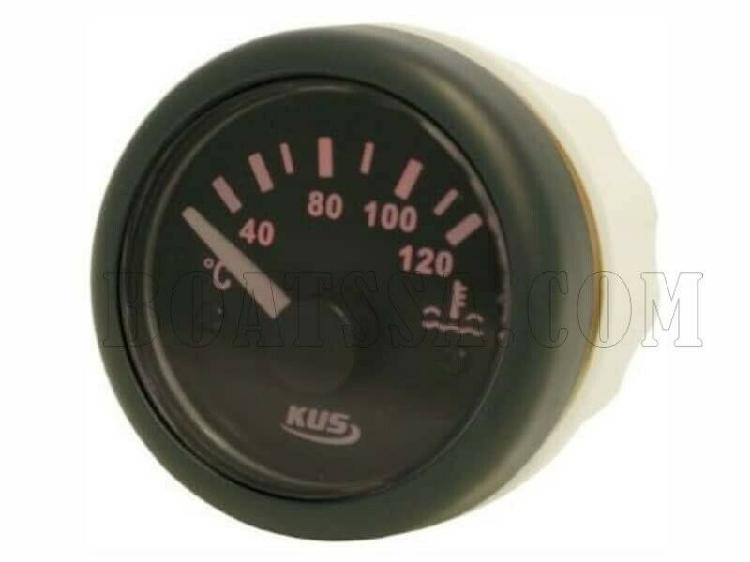 Kus water temperature gauge – black