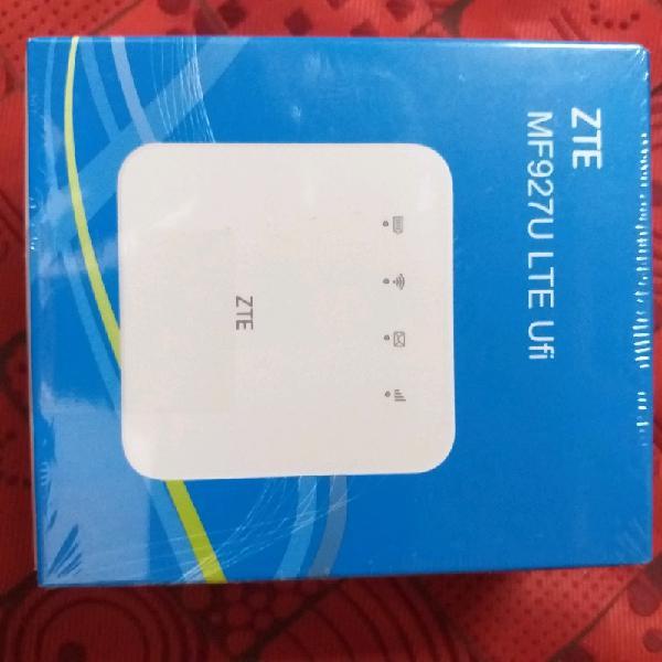 New sealed mf927u 4g lte pocket modem
