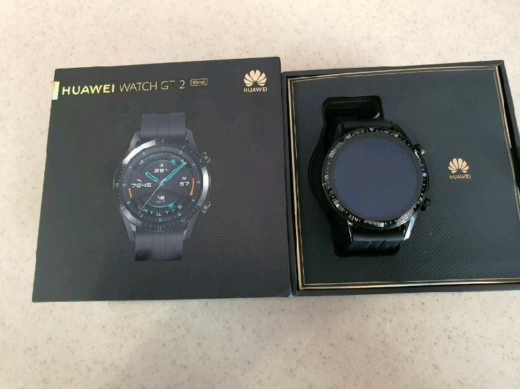 New Huawei GT 2 46mm Watch For Sale