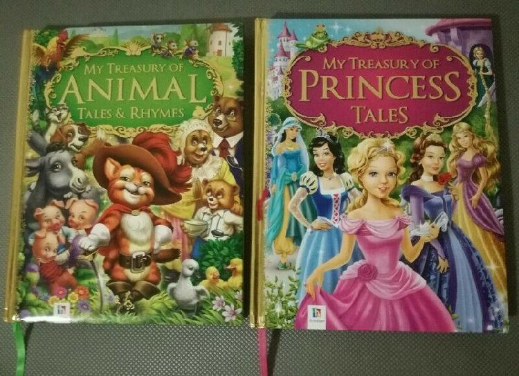 Two beautifull story books