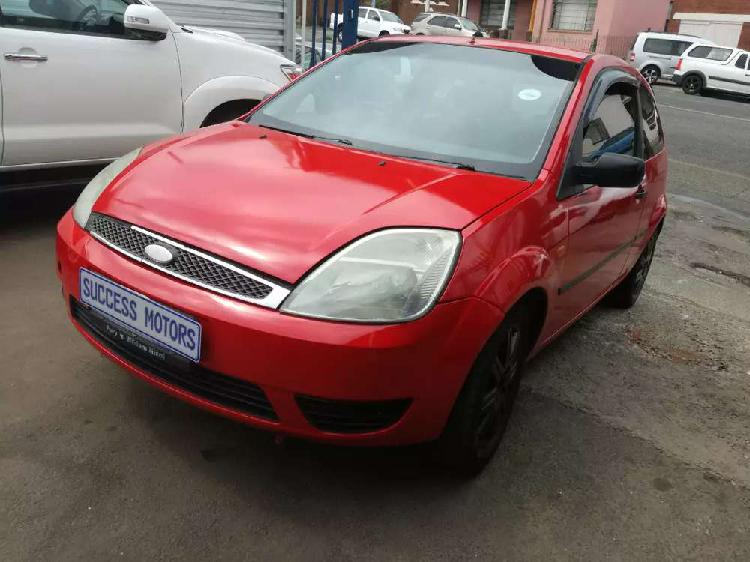 2005 ford fiesta 1.4 coupe