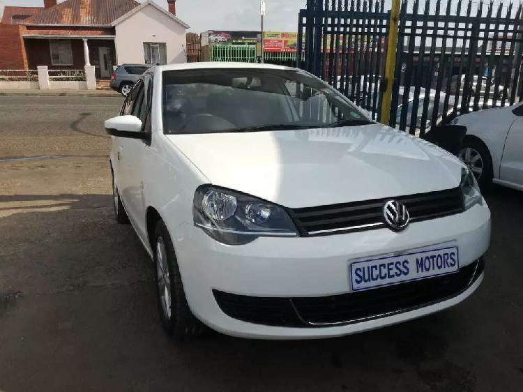 2016 Volkswagen Polo Vivo 1.6 Sedan