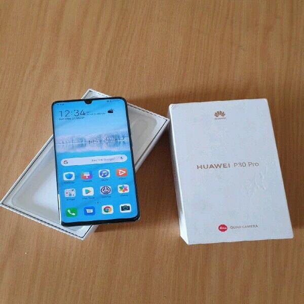 Basically new huawei p30 pro 256gb forsale
