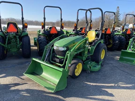 John Deere 2520 for sale - the United States