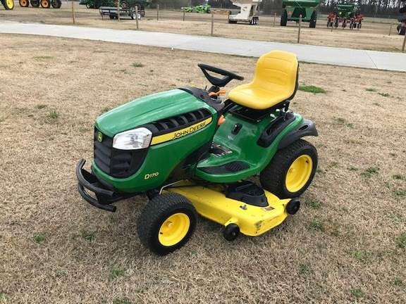 John Deere D170 for sale - the United States