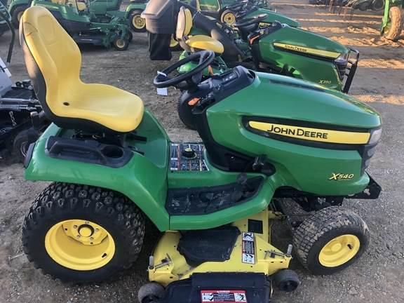 John Deere X540 for sale - the United States