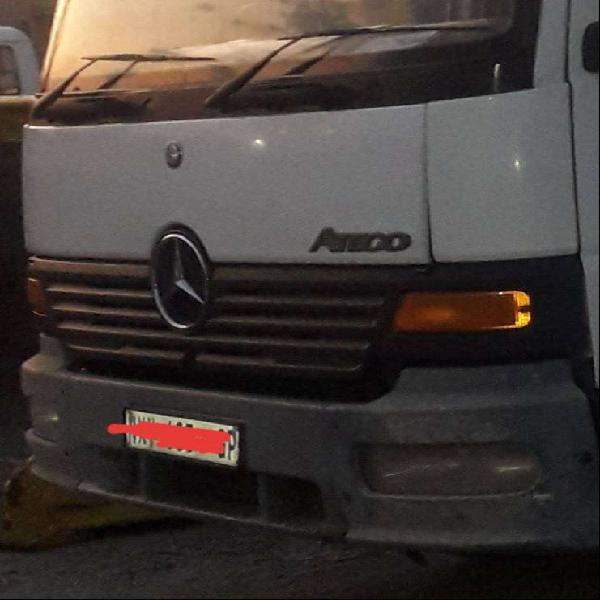 Mercedes benz atego for sale