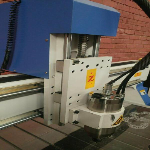 Single phase - cnc router 1318 - fully equiped