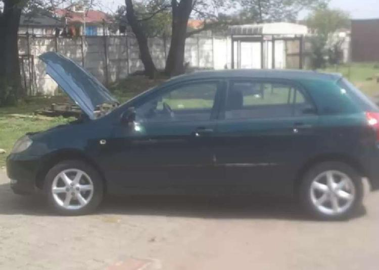 2005 toyota run x 140rs with aircon power steering aircon