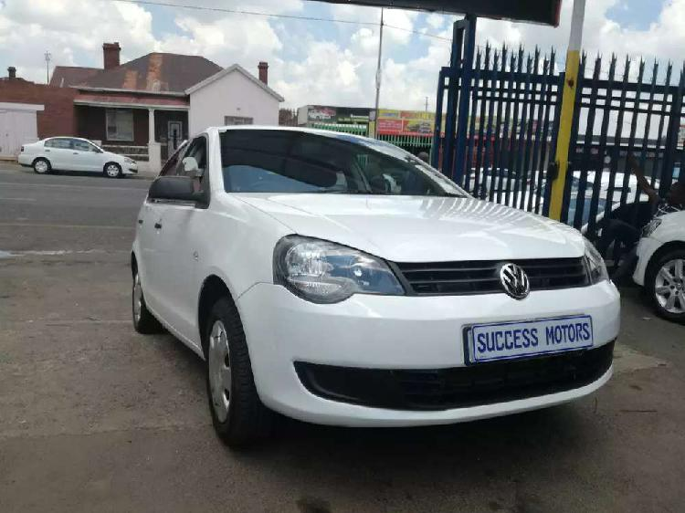 2011 volkswagen polo vivo 1.4 automatic hatchback