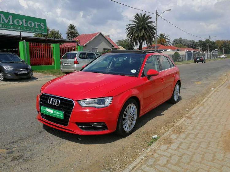 Audi a3 1.0t fsi s-tronic