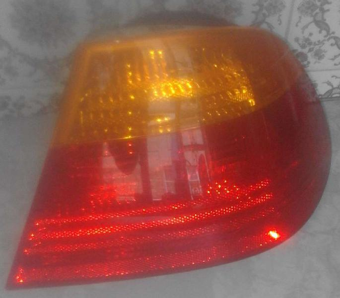 Bmw e46 tail lights . lhs and