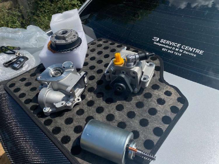 Bmw 320i parts steering pump