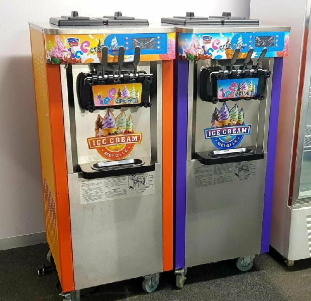 Ice cream machine - ice cream maker - ice cream machine for