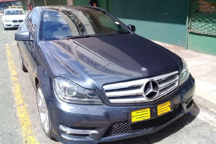 Mercedes benz c class c180 coupe auto 2014