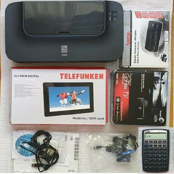 Lot electronic items