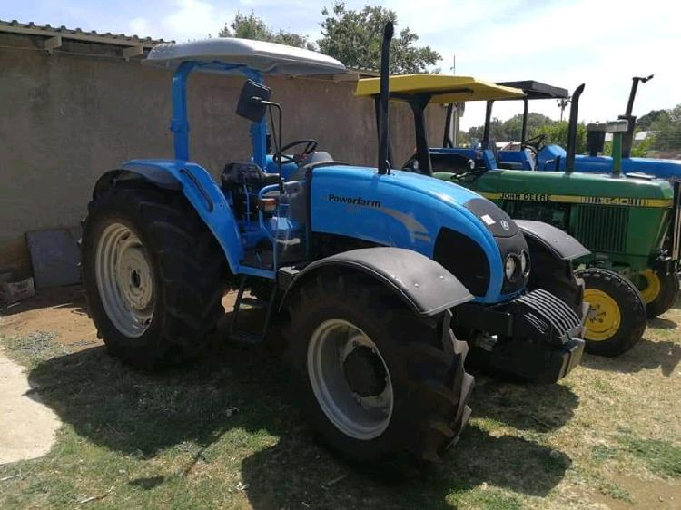 2004 landini powerfarm 95 4x4