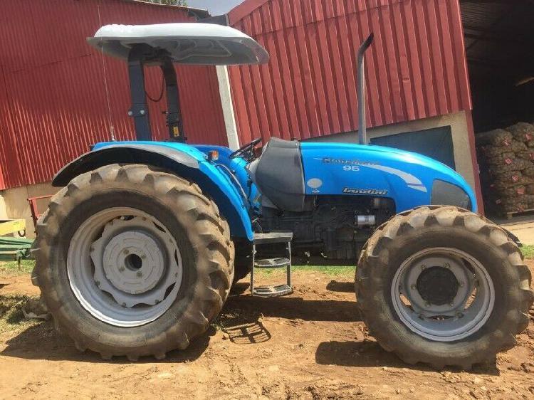 2011 landini globalfarm 95 tractor 4x4