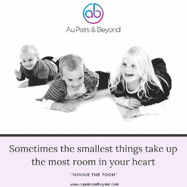 Paarl family looking for a full time au pair, 3 months - 9