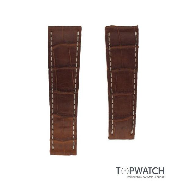 Topwatch-rolex brown leather strap (st-08)