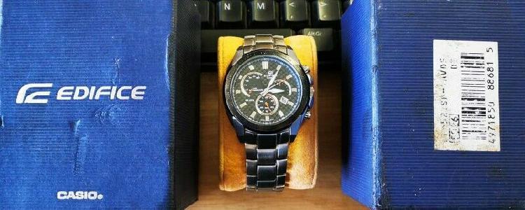 Casio edifice mens watch full bp