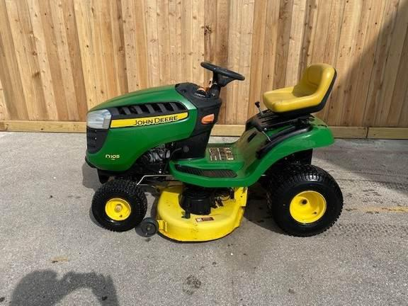John Deere D105 for sale - the United States