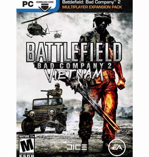 Battlefield: bad company 2: vietnam (origin) - pc first