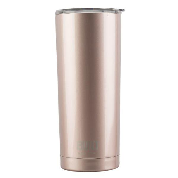 Built double walled stainless steel water tumbler, 570ml